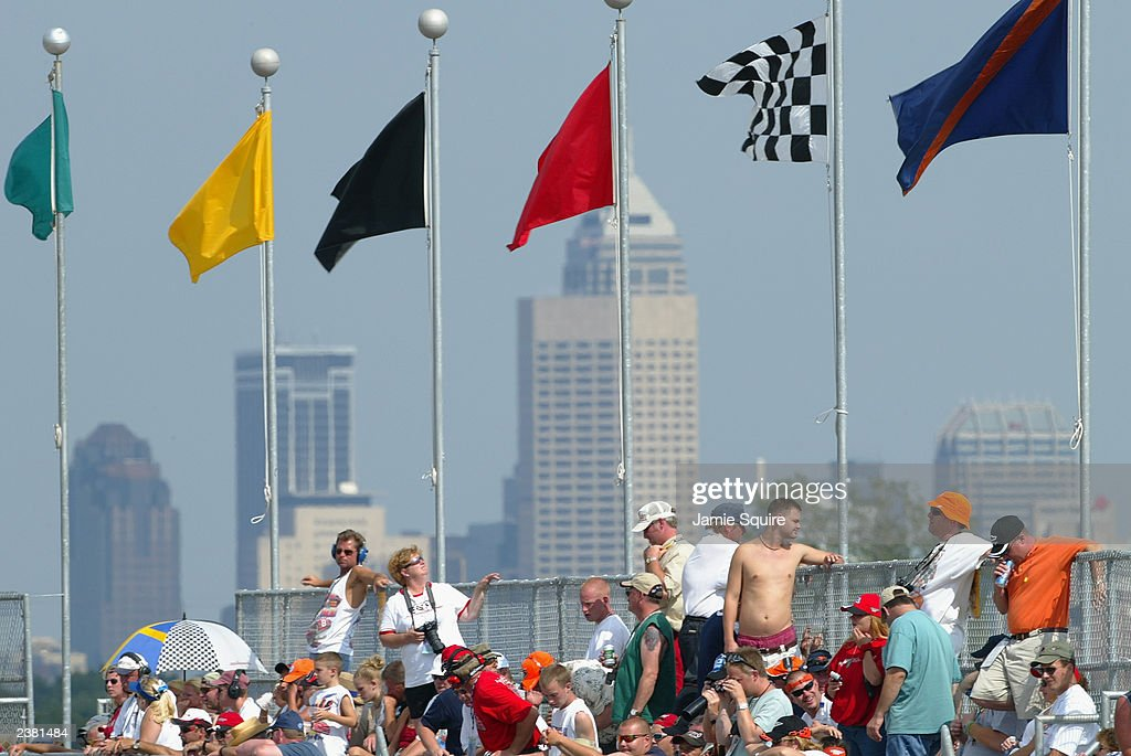Brickyard 400 Getty Images