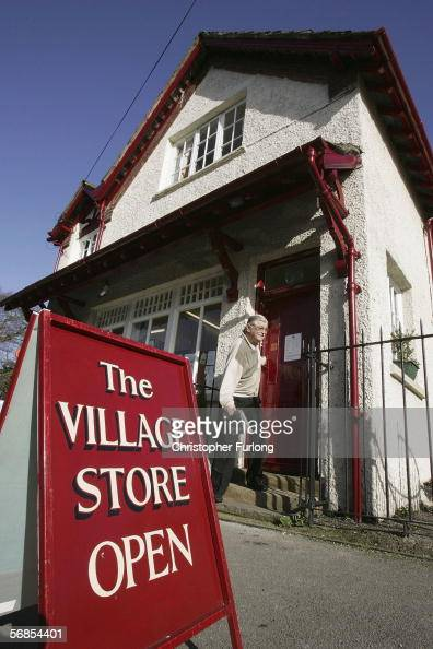 General view of Rostherne village post office and shop on February 15 Rostherne England British MPs have called for a supermarket regulator to try...
