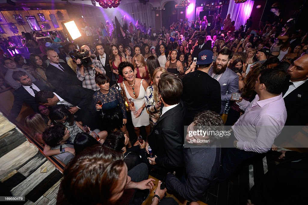 A general view of Scott Disick celebrating his 30th birthday at Hyde Bellagio at the Bellagio over Memorial Day weekend on May 26, 2013 in Las Vegas, Nevada.