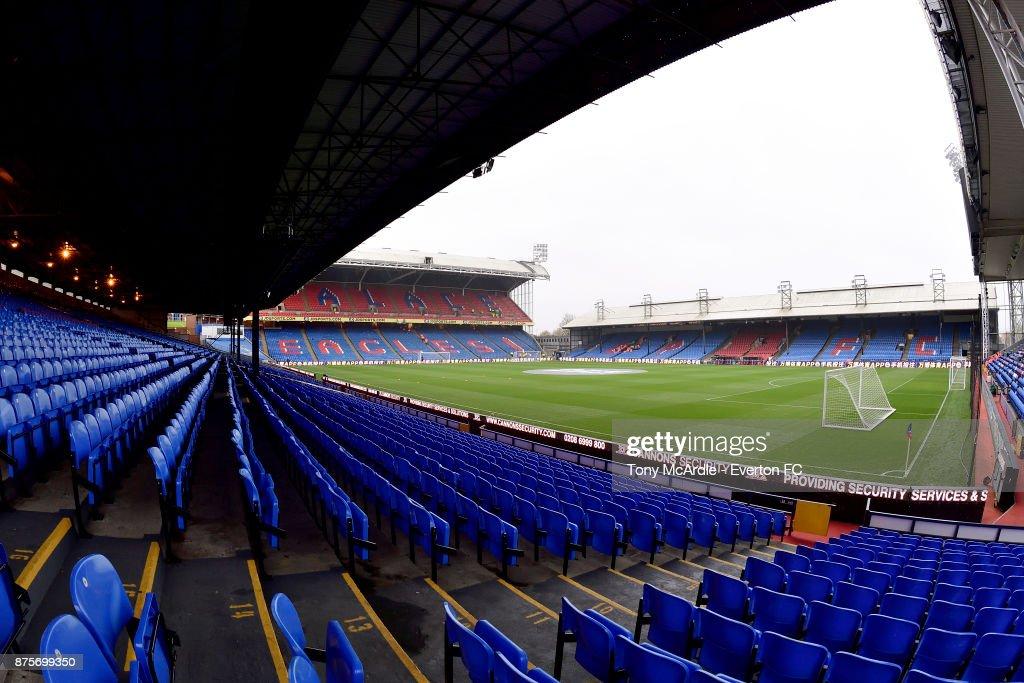 Crystal Palace v Everton - Premier League