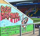 GBR: Lincoln City v Tranmere Rovers - Sky Bet League Two