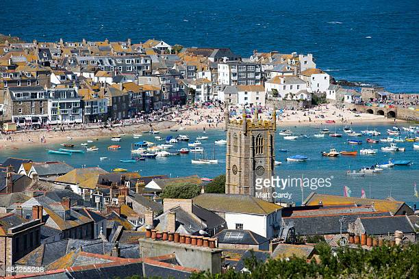 Cornish Stock Photos And Pictures Getty Images