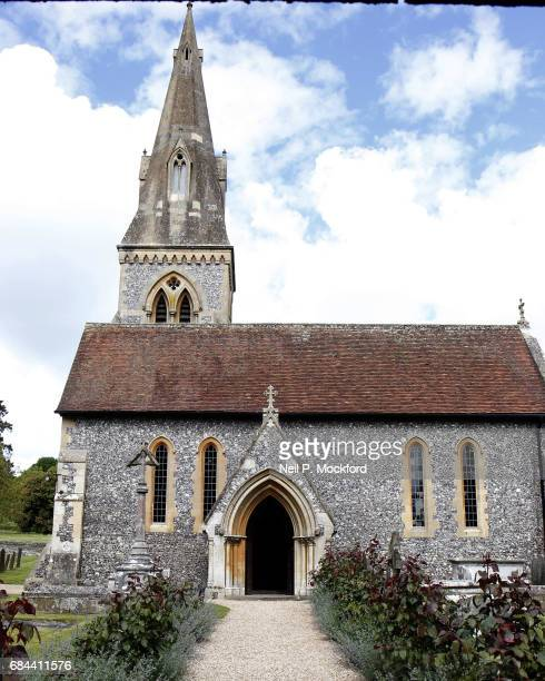 Matthew james stock photos and pictures getty images St mark s church englefield