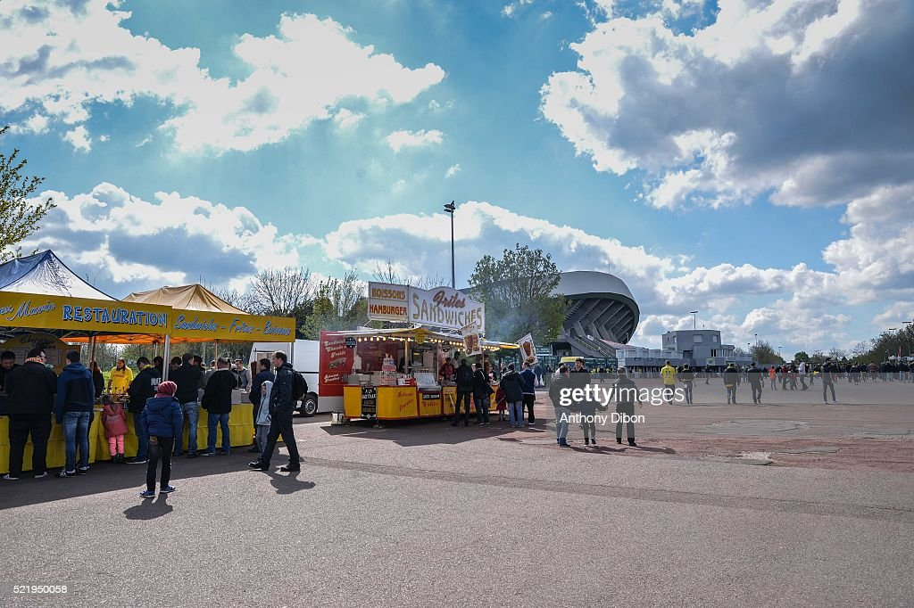 fc nantes v montpellier herault sc ligue 1 getty images. Black Bedroom Furniture Sets. Home Design Ideas