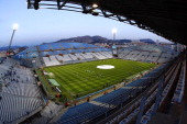 A general view of Stade Velodrome home of Olympique de Marseille Football Club on March 20 2011 in Marseille France