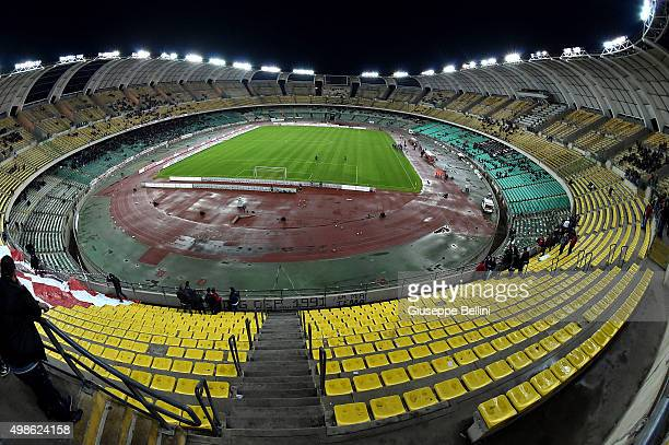 General view of Stadio San Nicola before a tournament between FC Internazionale AC Milan and AS Bari at Stadio San Nicola on November 24 2015 in Bari...
