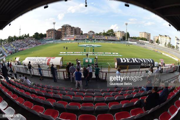 General view of Stadio Sandro Cabassi prior the Serie B Palyoff Final between Carpi FC and Benevento Calcio at Stadio Sandro Cabassi on June 4 2017...