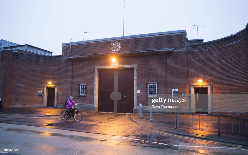 A general view of Stafford Prison on the day that entertainer Rolf Harris was released on May 19, 2017 in Stafford, England. The 87 year old is due to appear at Southwark Crown Court on Monday where he is being tried on four counts of indecent assault.