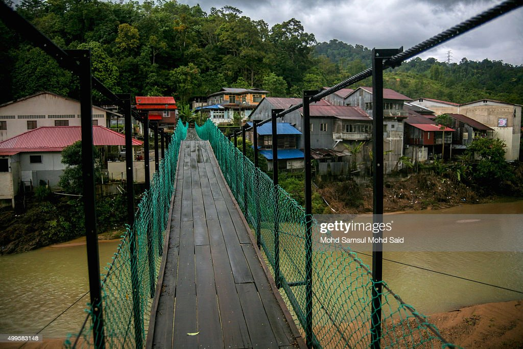 Sungai Lembing Malaysia  city photo : Sungai Lembing Tin Mining Town In Malaysia | Getty Images