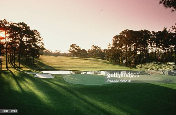 General View Of The 15th Hole In 1989