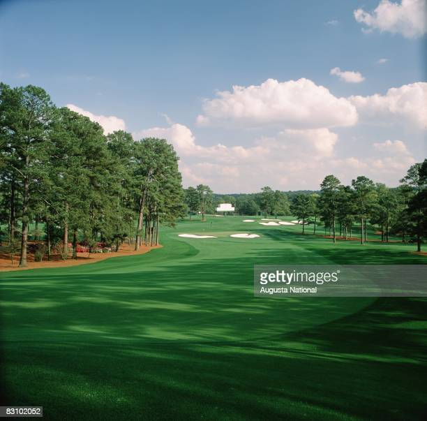 General View Of The 2nd Hole In 2000 At The Augusta National Golf Course