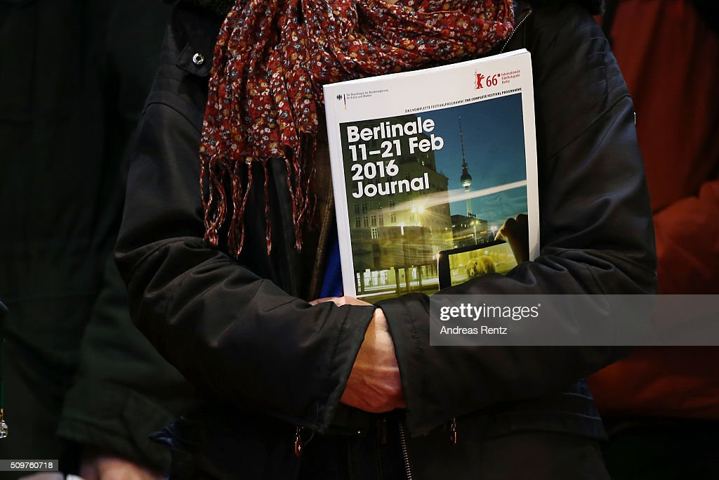 A general view of the 66th Berlinale International Film Festival on February 12, 2016 in Berlin, Germany.