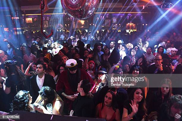 A general view of the 'American Psycho' Halloween Bash at 1 OAK Las Vegas on October 29 2016 in Las Vegas Nevada