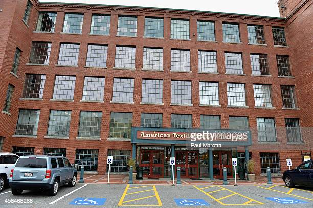 A general view of The American Textile History Museum in the former textile manufacturing town of Lowell as part of the Lowell National Historical...