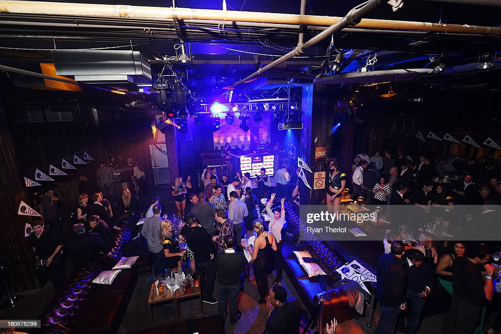 General view of the atmosphere at 1 OAK New Orleans Presented By LOGIC Electronic Cigarettes at Jax Brewery on February 2, 2013 in New Orleans, Louisiana.