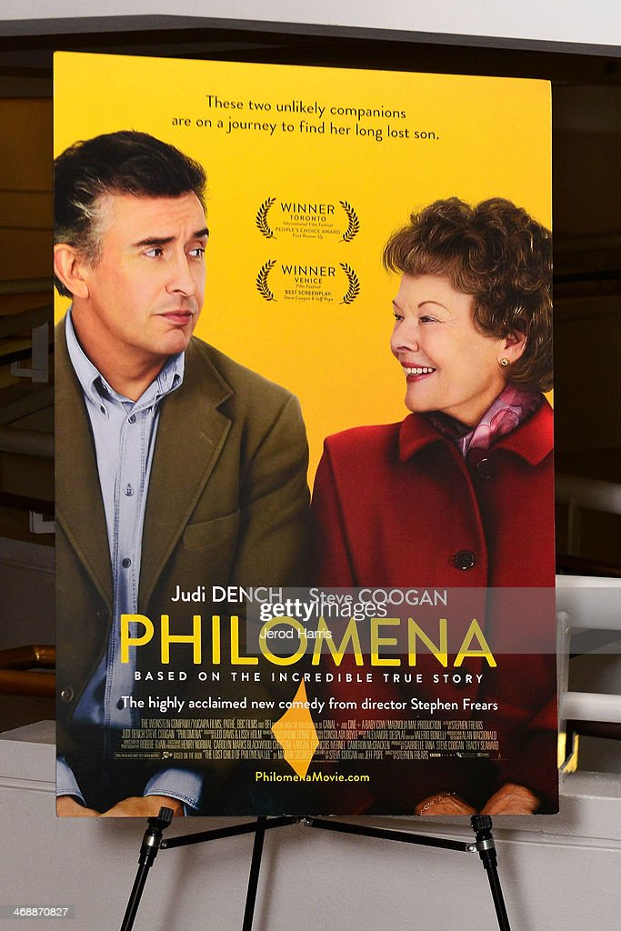 A general view of the atmosphere at a special screening of 'Philomena' and conversation with Philomena Lee at the Museum Of Tolerance on February 11, 2014 in Los Angeles, California.