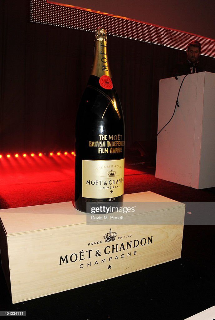 A general view of the atmosphere at an after party following the Moet British Independent Film Awards 2013 at Old Billingsgate Market on December 8, 2013 in London, England.