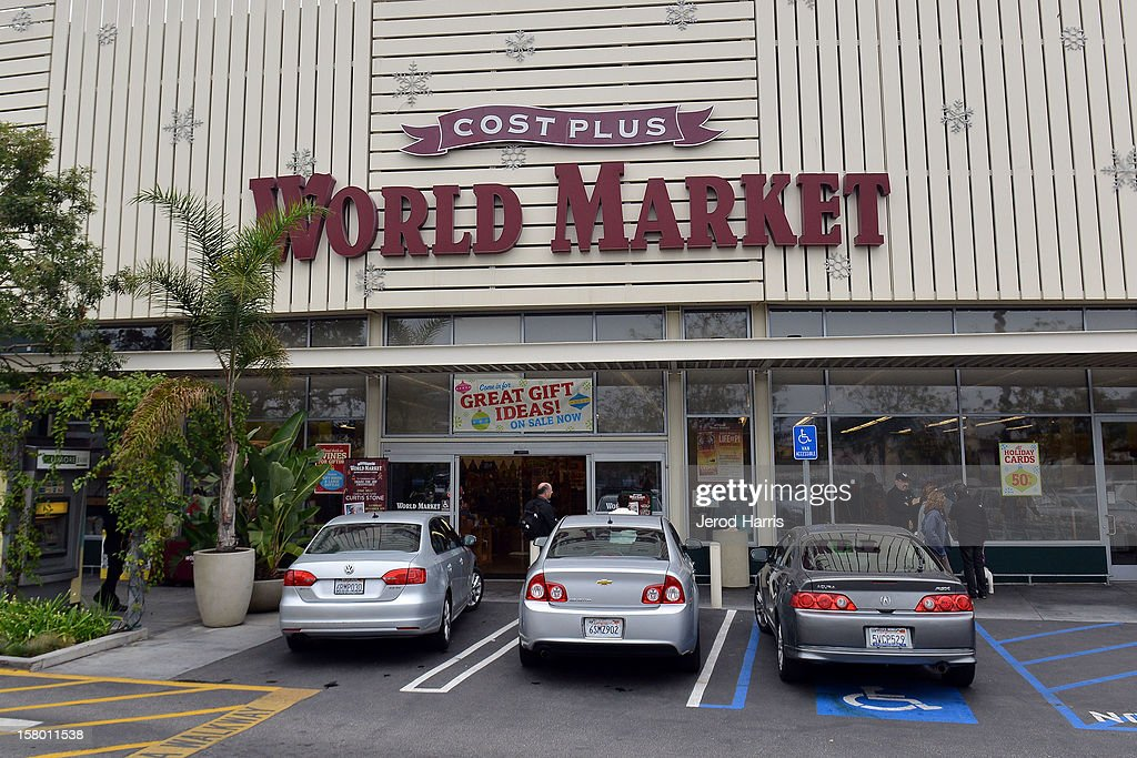 A general view of the atmosphere at Cost Plus World Market's Share the Joy event with celebrity chef Curtis Stone at Cost Plus World Market on December 8, 2012 in Los Angeles, United States.