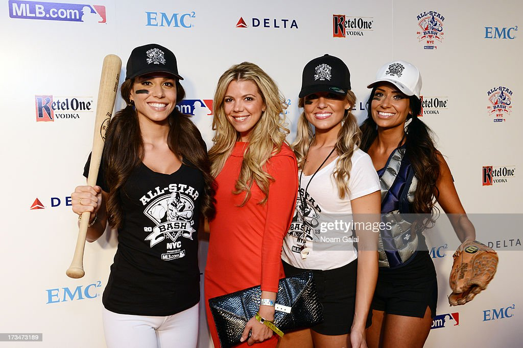 A general view of the atmosphere at Major League Baseball's All Star Bash at Roseland Ballroom on July 14, 2013 in New York City.