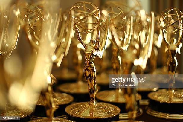 A general view of the atmosphere at The 41st Annual Daytime Emmy Awards at The Beverly Hilton Hotel on June 22 2014 in Beverly Hills California