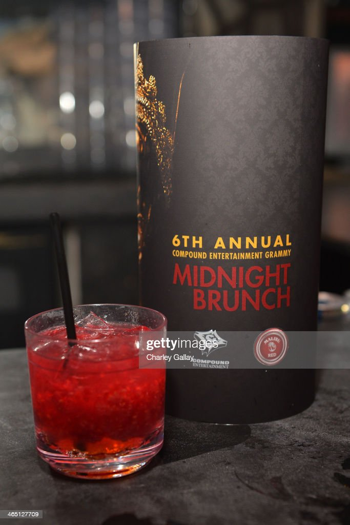 A general view of the atmosphere at the annual Midnight Grammy Brunch hosted by Ne-Yo and Malibu Red at Lure Nightclub on January 26, 2014 in Hollywood, California.