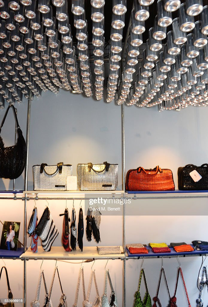 A general view of the atmosphere at the Bottletop Regent Street store launch on May 24, 2016 in London, England.