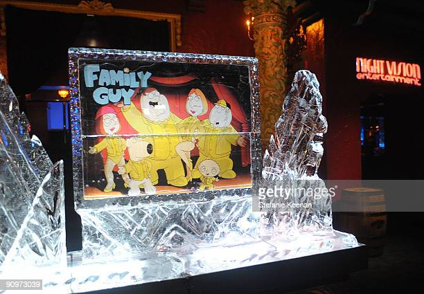 A general view of the atmosphere at the Family Guy's PreEmmy Celebration at Avalon on September 18 2009 in Hollywood California