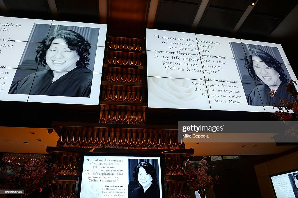 General view of the atmosphere at the Shawn Carter Foundation's Mother's Day event 'Celebrating Mothers, Our First Educators' at 40 / 40 Club on May 11, 2013 in New York City.