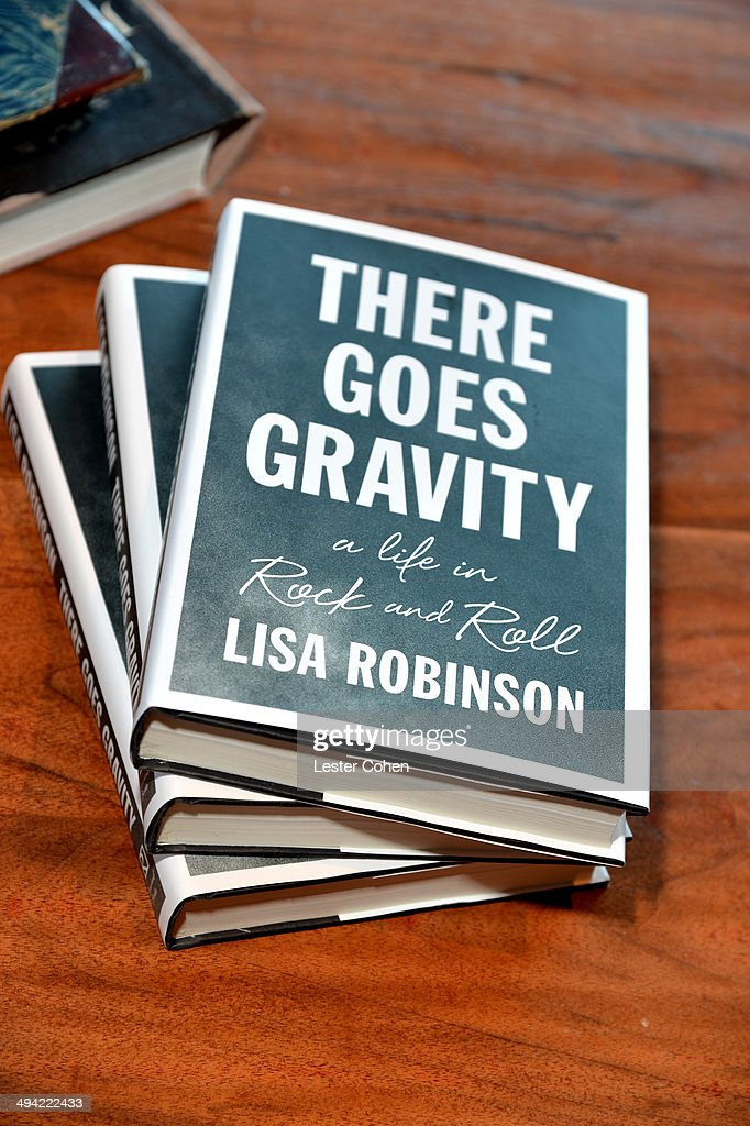 A general view of the atmosphere at the Shelli And Irving Azoff & Ronald Perelman Party to celebrate the publication of Lisa Robinson's book 'There Goes Gravity: A Life in Rock And Roll' on May 28, 2014 in Los Angeles, California.