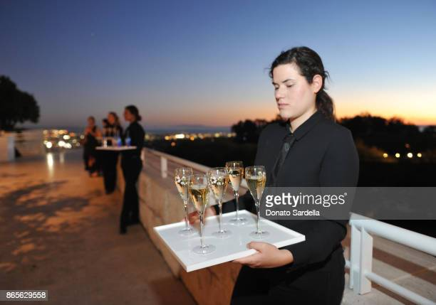 A general view of the atmosphere at the Third Annual 'InStyle Awards' presented by InStyle at The Getty Center on October 23 2017 in Los Angeles...
