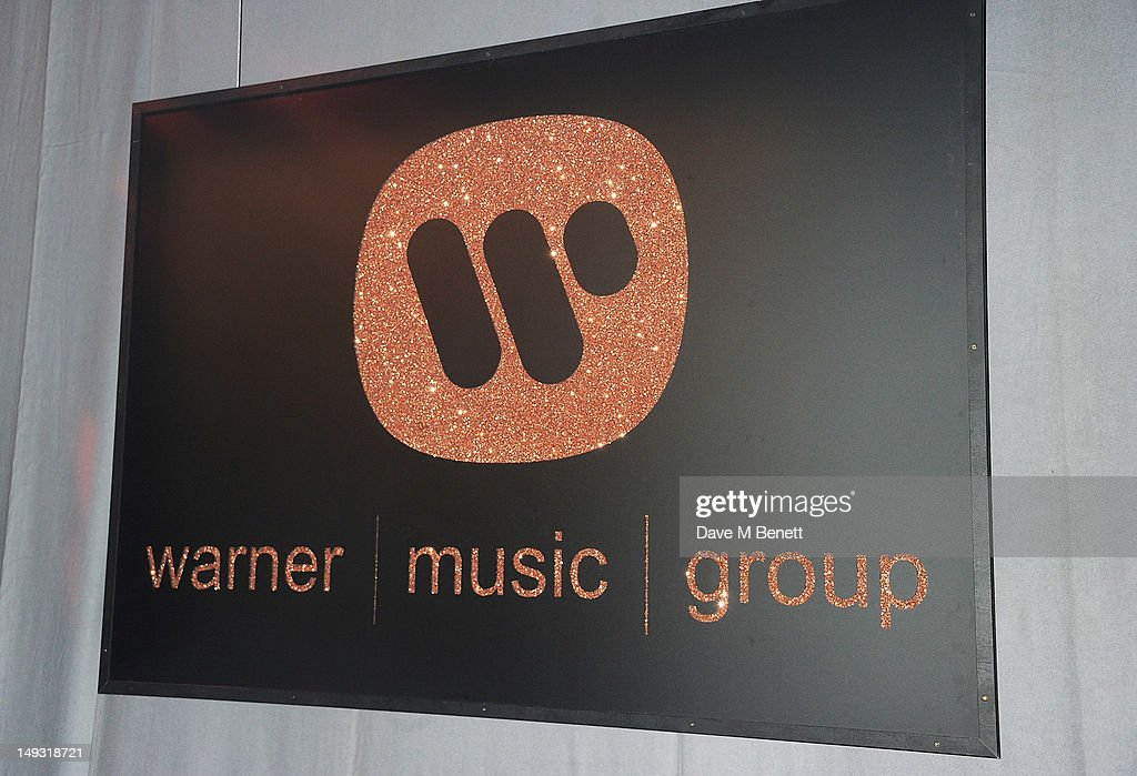 A general view of the atmosphere at the Warner Music Group Pre-Olympics Party in the Southern Tanks Gallery at the Tate Modern on July 26, 2012 in London, England