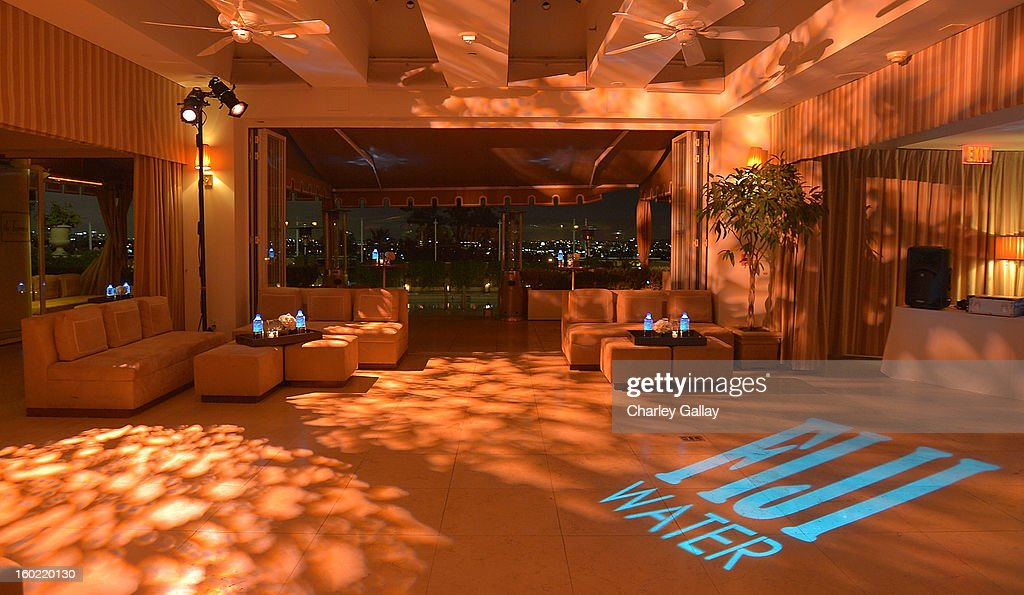 A general view of the atmosphere at The Weinstein Company's SAG Awards After Party Presented By FIJI Water at Sunset Tower on January 27, 2013 in West Hollywood, California.
