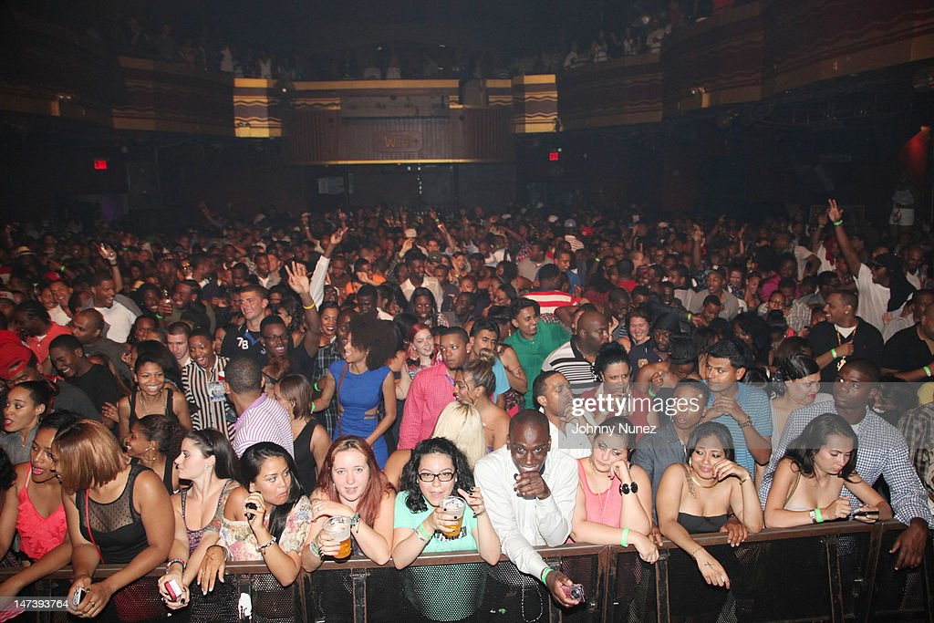 A general view of the atmosphere at Webster Hall on June 28, 2012 in New York City.
