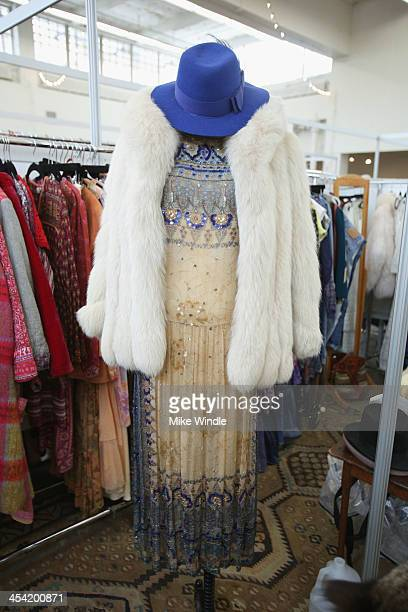 A general view of the atmosphere during A Current Affair Pop Up Vintage Marketplace at Cooper Design Space on December 7 2013 in Los Angeles...