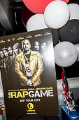A general view of the atmosphere during the private screening of Lifetime's 'The Rap Game' at Suite Food Lounge on July 22 2016 in Atlanta Georgia