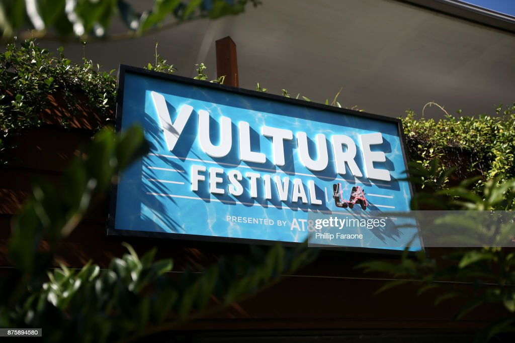 Vulture Festival LA Presented By AT&T - Vulture Lounge