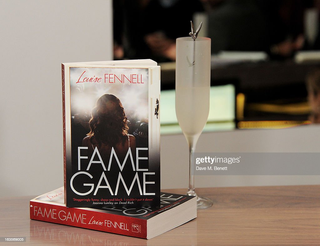 A general view of the atmostphere at the launch of Louise Fennell's new book 'Fame Game' at Grace Belgravia on March 12, 2013 in London, England.