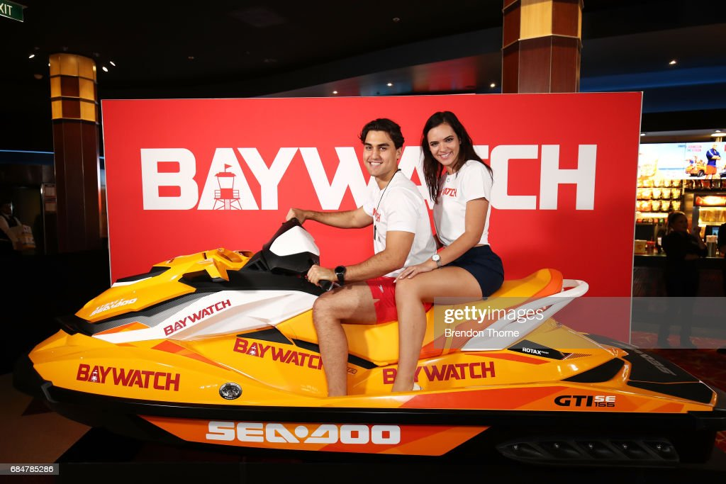 A general view of the Australian premiere of 'Baywatch' at Hoyts EQ on May 18, 2017 in Sydney, Australia.
