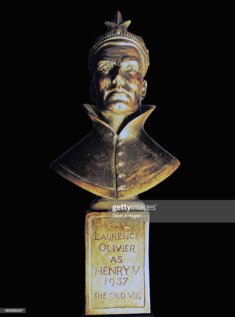 A general view of the award during the Laurence Olivier Awards at the Royal Opera House on April 13, 2014 in London, England.