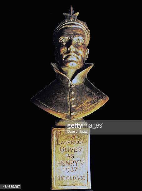 A general view of the award during the Laurence Olivier Awards at the Royal Opera House on April 13 2014 in London England