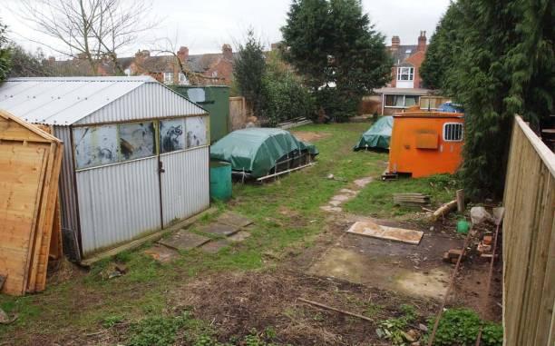 david chambers garden - Garden Sheds Exeter