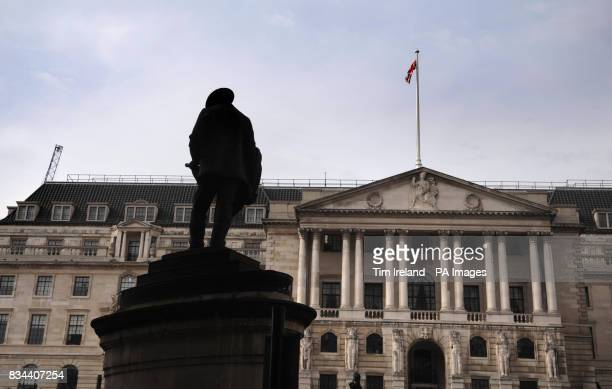 A general view of the Bank of England London Borrowers hoping for a backtoback cut in interest rates from the Bank of England are likely to be...