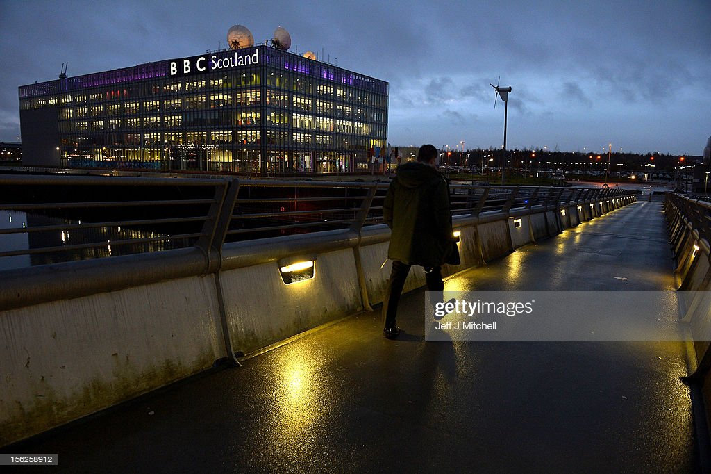 A general view of the BBC Scotland headquarters at Pacific Quay on November 12, 2012 in Scotland, United Kingdom. Tim Davie has been appointed the acting Director General of the BBC following the resignation of George Entwistle after the broadcasting of an episode of the current affairs programme 'Newsnight' on child abuse allegations which contained errors.