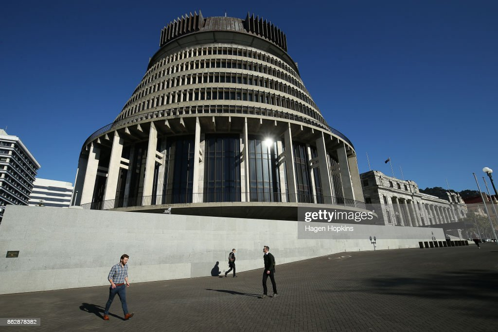 New Zealand Coalition Goverment Announced Following 2017 General Election
