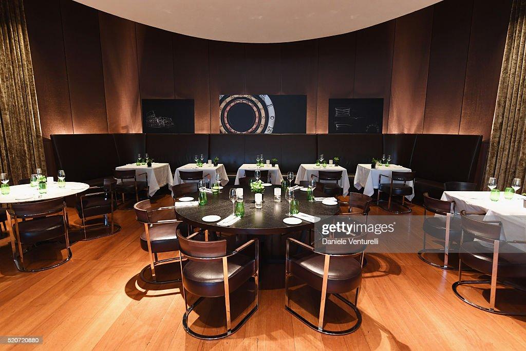 Celebrates b zero1 at milan design week getty images for Design hotel milan