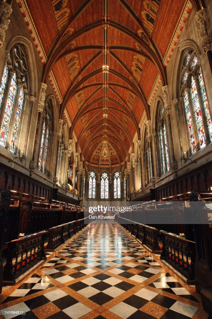 A general view of the Chapel of St John's College on March 13, 2012 in Cambridge, England. Cambridge has a student population in excess of 22,000 spread over 31 different independent Colleges across the city. The city is home to several famous University's, including The University of Cambridge, which was founded in 1209, and is ranked one of the top five universities in the world, King's College Chapel, and Trinity College. Famous alumni have included the likes of Charles Darwin, Isaac Newton, Samuel Pepys and David Attenborough.