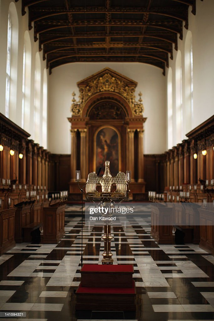 A general view of the Chapel of Trinity College on March 13, 2012 in Cambridge, England. Cambridge has a student population in excess of 22,000 spread over 31 different independent Colleges across the city. The city is home to several famous University's, including The University of Cambridge, which was founded in 1209, and is ranked one of the top five universities in the world, King's College Chapel, and Trinity College. Famous alumni have included the likes of Charles Darwin, Isaac Newton, Samuel Pepys and David Attenborough.