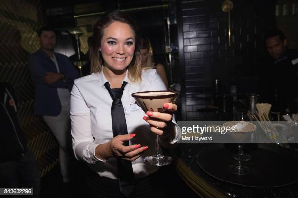 General view of the Chocolate Lounge during the Grand Opening Of Sugar Factory American Brasserieon September 6 2017 in Bellevue Washington