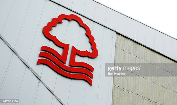 A general view of The City Ground prior to the npower Championship match between Nottingham Forest and Bristol City at The City Ground on April 7...