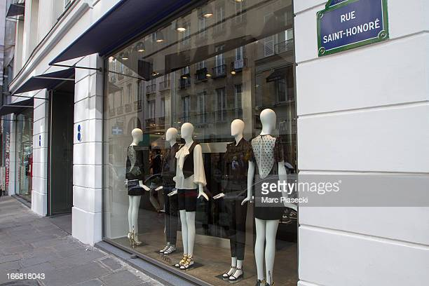 A general view of the 'Colette' store on April 17 2013 in Paris France